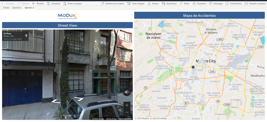 Tableau and Street View9
