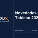 Grabación Webinar Novedades Tableau 2020.2