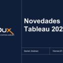 Grabación Webinar Novedades Tableau 2021-1